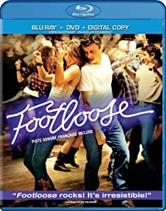 Footloose (2011) (Blu-ray/DVD/Digital Combo)