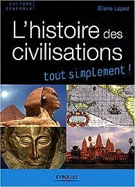 Histoire des civilisations. Questions de cours - Eliane Lopez