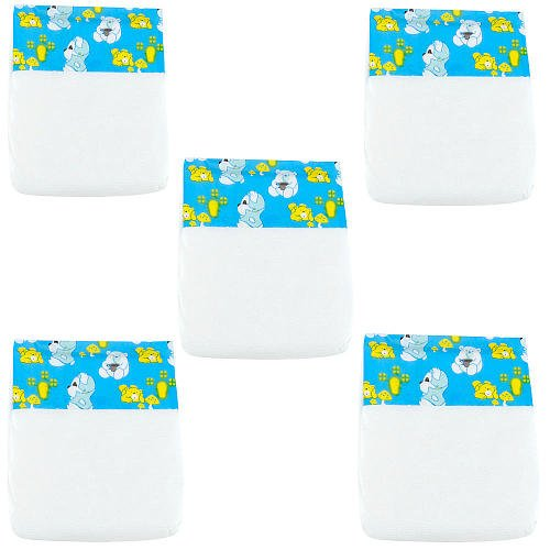 You Me 5Pack Baby Doll Diapers front-888189