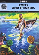 Poets and Thinkers: 5 in 1 (Amar Chitra Katha)