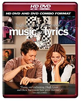 "Cover of ""Music and Lyrics (Combo HD DVD ..."