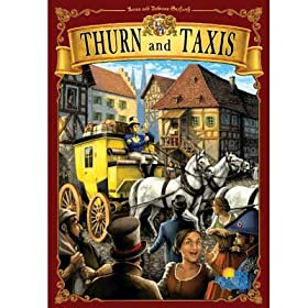 Thurn and Taxis board game!