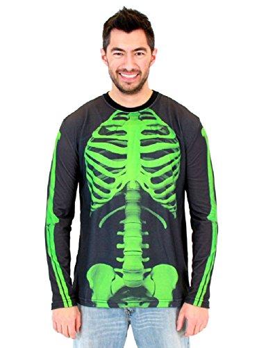 Green (Green Skeleton Costumes)