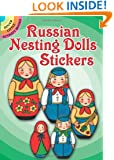 Russian Nesting Dolls Stickers (Dover Little Activity Books Stickers)