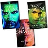 Maggie Shayne Wings in the Night 3 Books Collection Pack Set RRP: �20.97 (Lover's Bite , Angel's Pain, Demon's Kiss)by Maggie Shayne