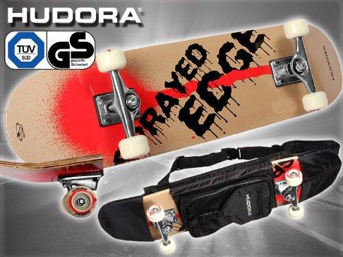Hudora 12114 Skateboardset Backpack 3.0 ABEC