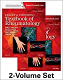 img - for Kelley and Firestein's Textbook of Rheumatology, 2-Volume Set, 10e book / textbook / text book