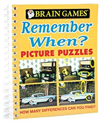 Brain Games Remember When Picture Puzzles