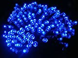 Diwali Light | Blue LED Light | 48 Bulbs | 14.5 Feet / 4.5 Meters Long | For Home Decoration