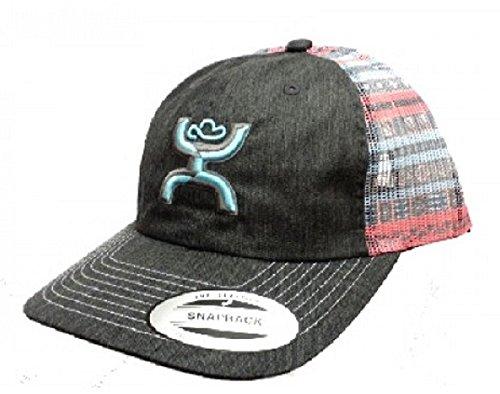 hooey hat womens baseball cap one size turq mayan 1572t