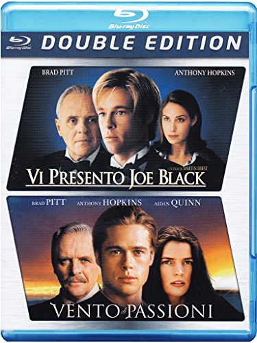Vi Presento Joe Black + Vento Di Passioni [Blu-ray] [IT Import]