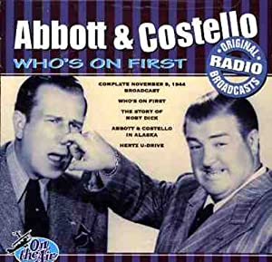 Abbot & Costello: Who's on First