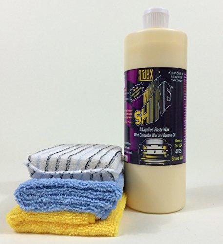 Ardex Miami Shine - One Step Liquid Paste Wax 32 oz - Easy On - EasyOff (Miami Shine Wax compare prices)