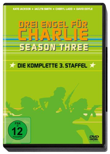 3 Engel für Charlie - Season Three [6 DVDs]