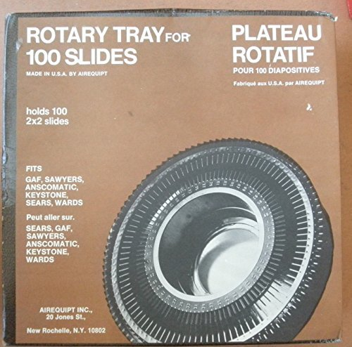 Rotary Tray for 100 Slides - 1