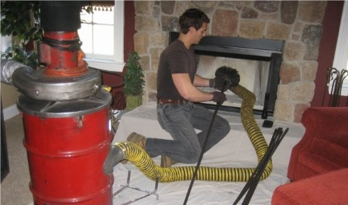 Chimney Sweeper Cleaning Service Start Up Business Plan NEW!
