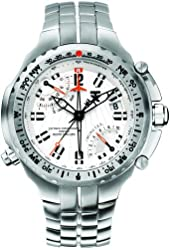 TX Men's T3B861 700 Series Sport Fly-back Chronograph Dual-Time Zone Watch