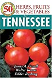 img - for 50 Grt Herbs Fruits & Vegetabl (50 Great Plants for Tennessee Gardens) book / textbook / text book