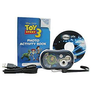 Disney Pix Camera Click Creativity Kit - Toy Story 3