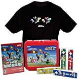 New Super Mario Bros Wii Special Edition Gift Set