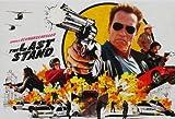 ラストスタンド THE LAST STAND  映画パンフレット 監督 キム・ジウン 出演 アーノルド・シュワルツェネッガー、フォレスト・ウィッテカー、ジョニー・ノックスヴィル