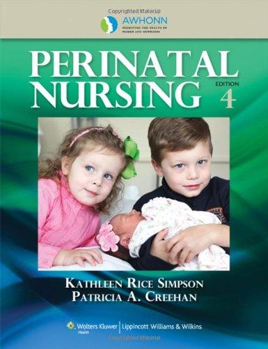 Awhonn'S Perinatal Nursing front-885239