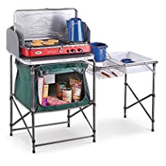 Guide Gear Deluxe Camp Kitchen by Guide Gear