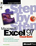 Microsoft EXCEL 97/ Visual Basic Step-by-Step Book  &  Disk