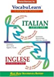 Vocabulearn Italian & English: 4 CD's