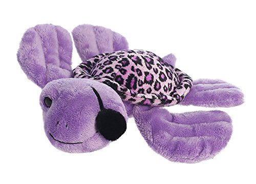 Aurora 0 World Purple Turtle Plush