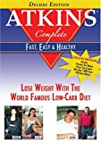 Atkins Complete - Fast, Easy & Healthy (Deluxe English Edition)