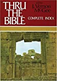 Thru the Bible With J. Vernon McGee: Complete Index/Supersaver (0785213899) by Whiston, William