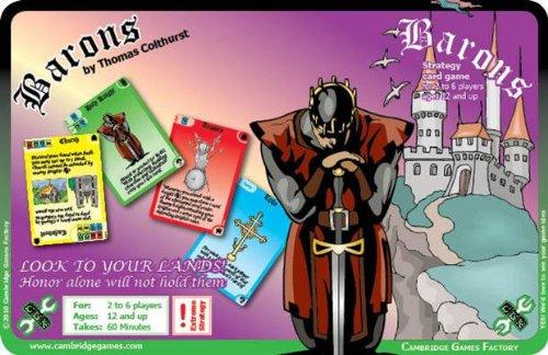 Barons MINT/New - 1
