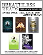 Breathless Reads Sampler by Beth Revis, Jessica Spotswood, Marie Lu, Ally Condie, Andrea Cremer cover image