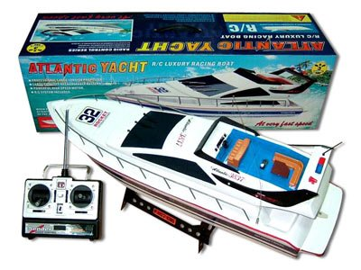 Scream Wholesale 3 Ft  Radio Controlled 1/16  Cyclone Racing Speed Boat