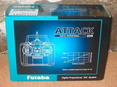 Futaba 2DR AM R162JE w/2 S3003 27/75MHz