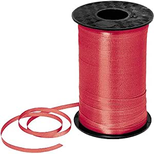 500 yd. Red Curling Ribbon