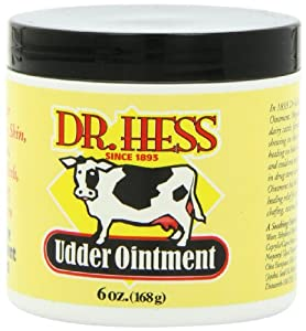 Dr Hess Products, Dr Hess Udder Ointment, 6-Ounce