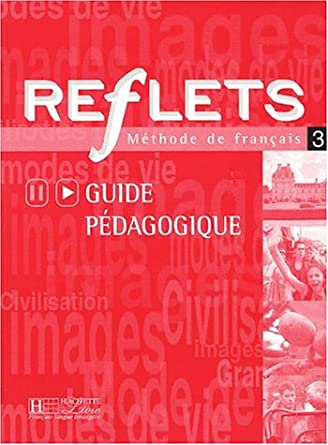 Reflets 3 méthode de français pdf