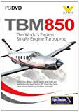 Cheapest Socata TBM850 for FS2004 and FSX (PC DVD) on PC