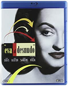 Eva al desnudo [Blu-ray]: Amazon.es: Bette Davis, Margo