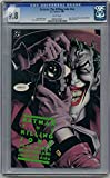 Batman The Killing Joker 1st Print CGC 9.8 WP Classic Joker Key Issue