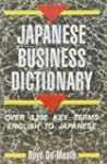 Japanese Business Dictionary: Over 3,...