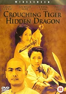 Crouching Tiger, Hidden Dragon [DVD] [2001]