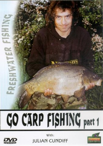 Go Carp Fishing With Julian Cundiff - Part 1 [DVD]