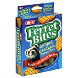 8in1 Ferret Chicken Treats (Bag in Box), 4-Ounce