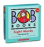 img - for By Lynn Maslen Kertell - Bob Books: Sight Words First Grade Set (6.1.2010) book / textbook / text book