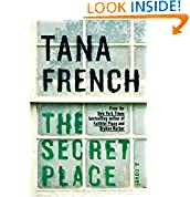 Tana French (Author) 112% Sales Rank in Books: 238 (was 506 yesterday) (1)Release Date: September 2, 2014Buy new:  $27.95  $20.16