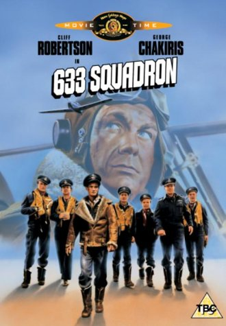 633 Squadron [DVD] [1964]