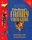 Videohound s Family Video Guide (Videohound s Family Video Retriever)